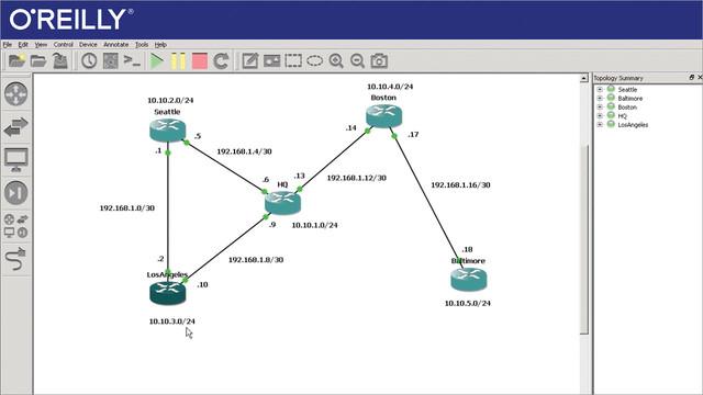 Cisco 300-101 - ROUTE Exam Training
