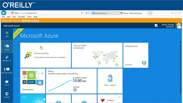 Microsoft Azure Data Storage for Developers