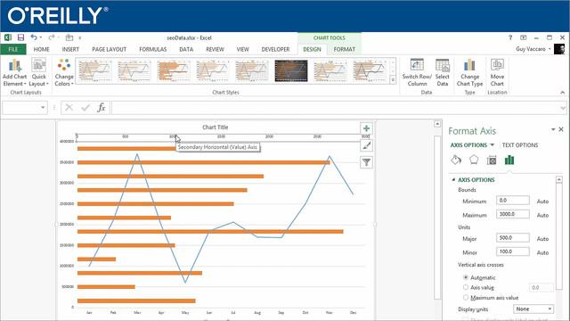 Microsoft Excel Cookbook