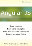 Cover of AngularJS