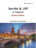Cover of Servlet & JSP: A Tutorial, Second Edition