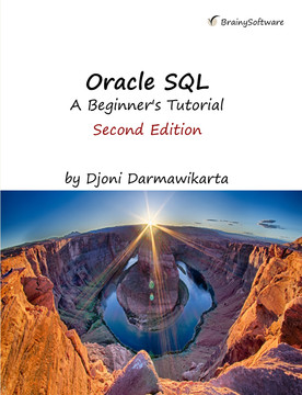 Oracle SQL, A Beginner's Tutorial, Second Edition