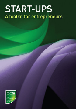 Start-ups - A toolkit for entrepreneurs