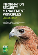 Cover of Information Security Management Principles - Second edition