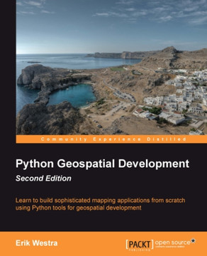 Python Geospatial Development - Second Edition