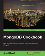 Cover of MongoDB Cookbook