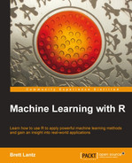 Cover of Machine Learning with R