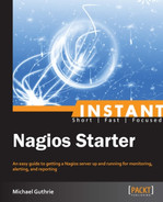 Cover of Instant Nagios Starter
