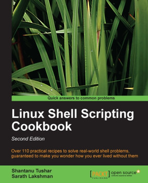 Linux Shell Scripting Cookbook - Second Edition