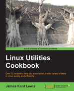 Cover of Linux Utilities Cookbook