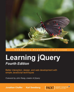 Learning jQuery - Fourth Edition