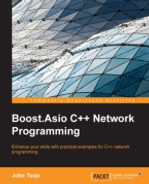 Cover of Boost.Asio C++ Network Programming
