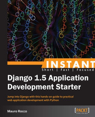 Instant Django 1.5 Application Development Starter