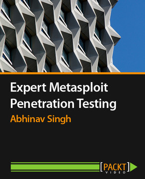 Expert Metasploit Penetration Testing