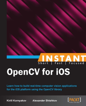 Instant OpenCV for iOS