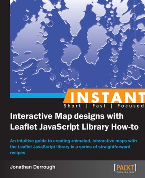 Instant Interactive Map Designs with Leaflet JavaScript Library How-to
