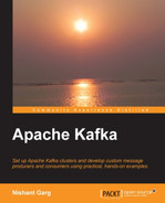 Book cover for Apache Kafka