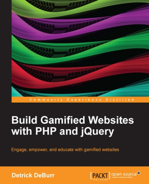 Build Gamified Websites with PHP and jQuery