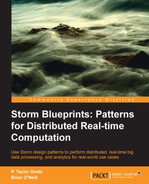 Cover of Storm Blueprints: Patterns for Distributed Real-time Computation