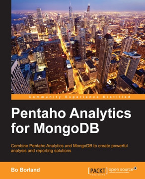 Pentaho Analytics for MongoDB