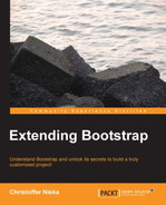 Cover of Extending Bootstrap