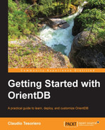 Cover of Getting Started with OrientDB