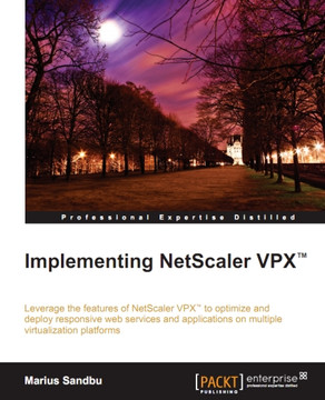 Implementing NetScaler VPX™