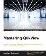 Cover of Mastering QlikView