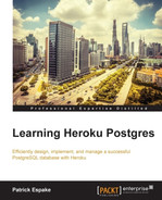 Cover of Learning Heroku Postgres