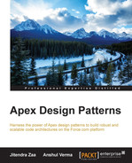 Cover of Apex Design Patterns