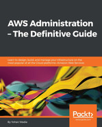 Cover of AWS Administration – The Definitive Guide
