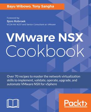 VMware NSX Cookbook