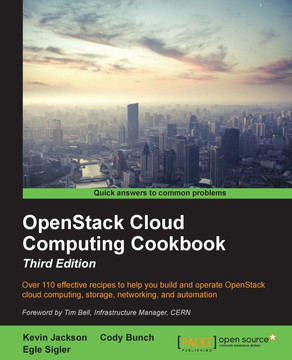 OpenStack Cloud Computing Cookbook - Third Edition
