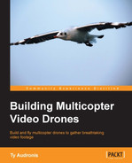 Cover of Building Multicopter Video Drones