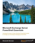 Cover of Microsoft Exchange Server PowerShell Essentials