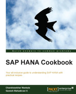Cover of SAP HANA Cookbook