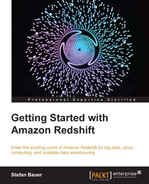 Cover of Getting Started with Amazon Redshift