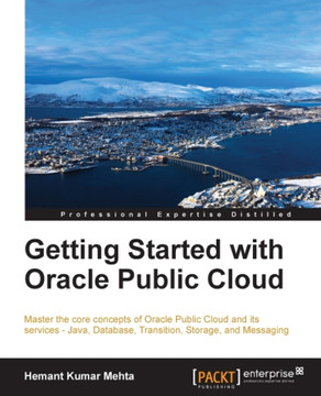 Getting Started with Oracle Public Cloud
