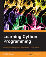 Cover of Learning Cython Programming