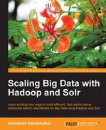 Cover of Scaling Big Data with Hadoop and Solr