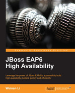 Cover of JBoss EAP6 High Availability