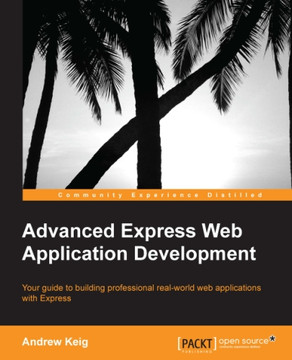 Advanced Express Web Application Development