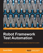 Cover of Robot Framework Test Automation