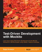 Cover of Test-Driven Development with Mockito