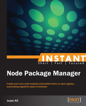 Instant Node Package Module