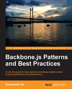Cover of Backbone.js Patterns and Best Practices