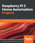 OpenALPR - Raspberry Pi 3 Home Automation Projects [Book]