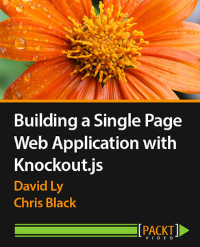 Building a Single Page Web Application with Knockout.js