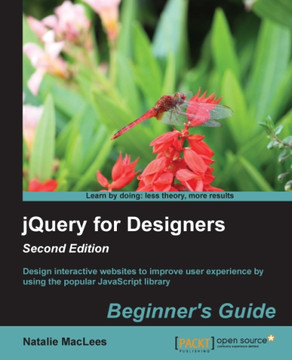 jQuery for Designers : Beginner's Guide - Second Edition