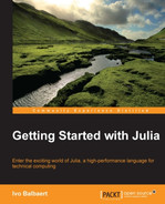 Cover of Getting Started with Julia